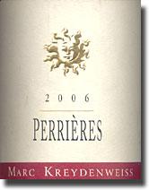 2006 Marc Kreydenweiss Costieres de Nimes Perrieres