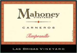 Mahoney Tempranillo
