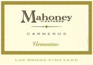 Mahoney Vermentino
