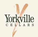 Yorkville Vineyards logo
