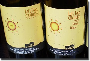 Left Foot Charley Pinot Blanc