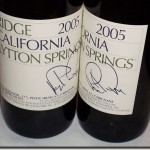 2005 Ridge Lytton Springs