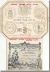 1969 Marques de Riscal Rioja