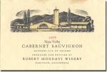 1977 Robert Mondavi Napa Cabernet Sauvignon