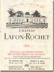 1973 Château Lafon-Rochet Saint-Estèphe