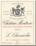 1973 Château Montrose Saint-Estèphe