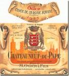 1973 Ogier Chateauneuf du Pape Cuvee de la Reine Jeanne